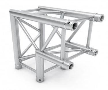 kratownica aluminiowa kolano L 34c21