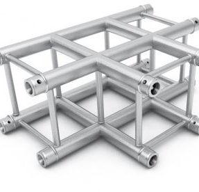 kratownica aluminiowa trójnik 34t35